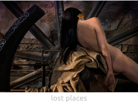 lost places /gallery HaPe Muff